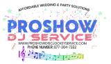 ProShow DJ Service Logo