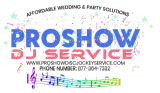 ProShow DJ Service